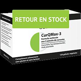 CurQMax-3 Cell'innov - Curcumine 270x plus puissante ...